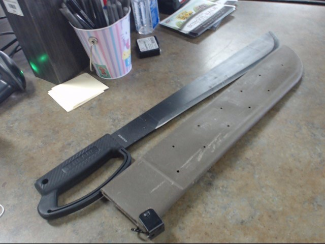 SCHRADE Hunting Knife SCMACHI MACHETE