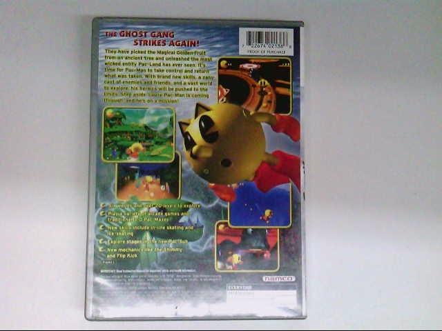 MICROSOFT XBOX PAC MAN WORLD 2