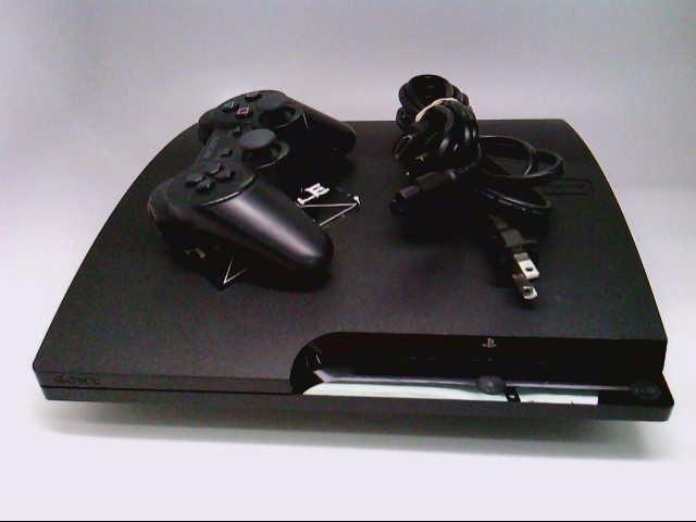 PLAYSTATION 3 - SYSTEM - 160GB - CECH-3001A