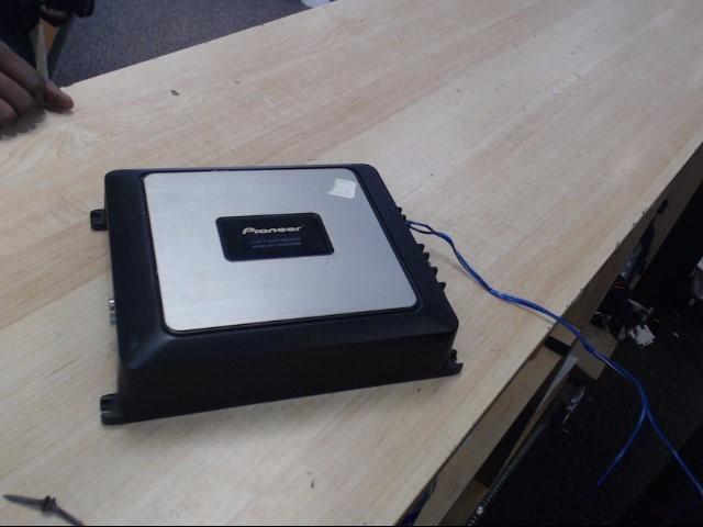 PIONEER ELECTRONICS Car Amplifier GM-D7500M