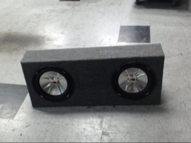 """KICKER Speakers CRV 10"""""""