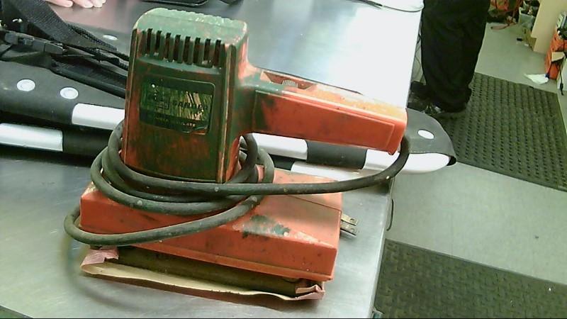 K-MART Belt Sander SANDER 29-86T