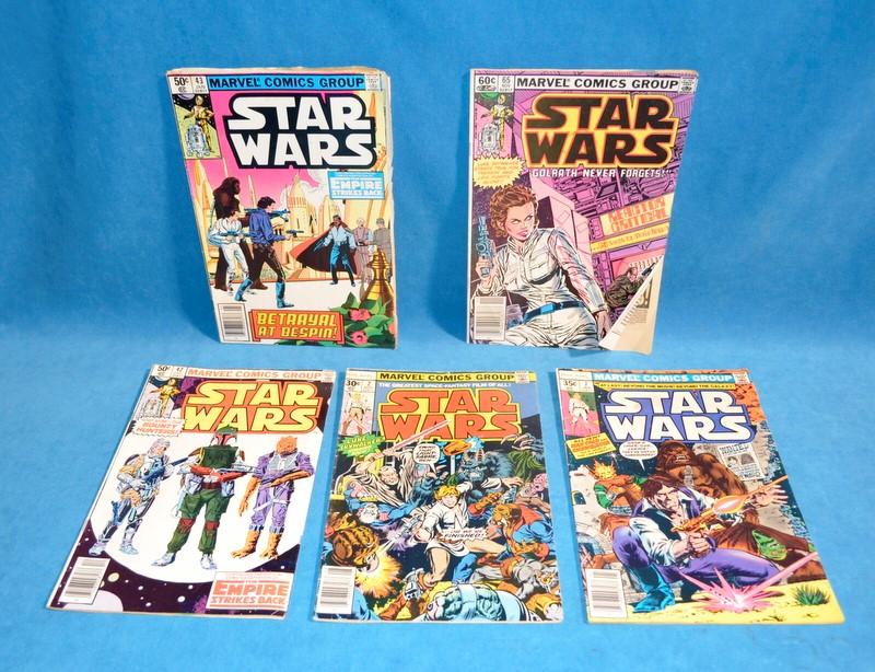 MARVEL COMICS Comic Book STAR WARS