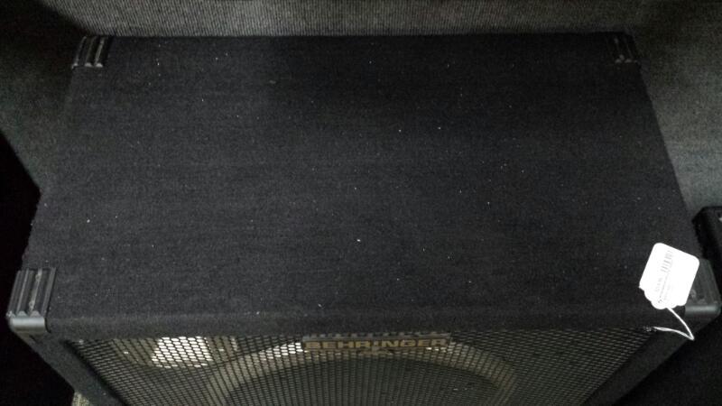BEHRINGER Speaker Cabinet ULTRABASS BB115