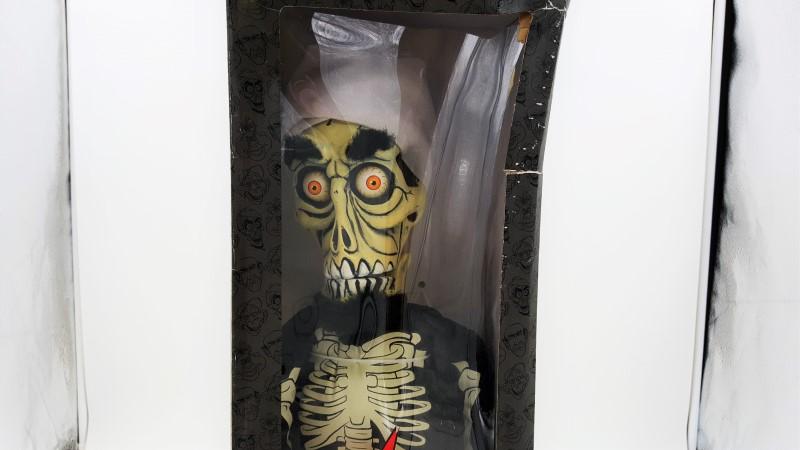 "Jeff Dunham Achmed 18"" Talking Animatronic Plush Doll Figure"