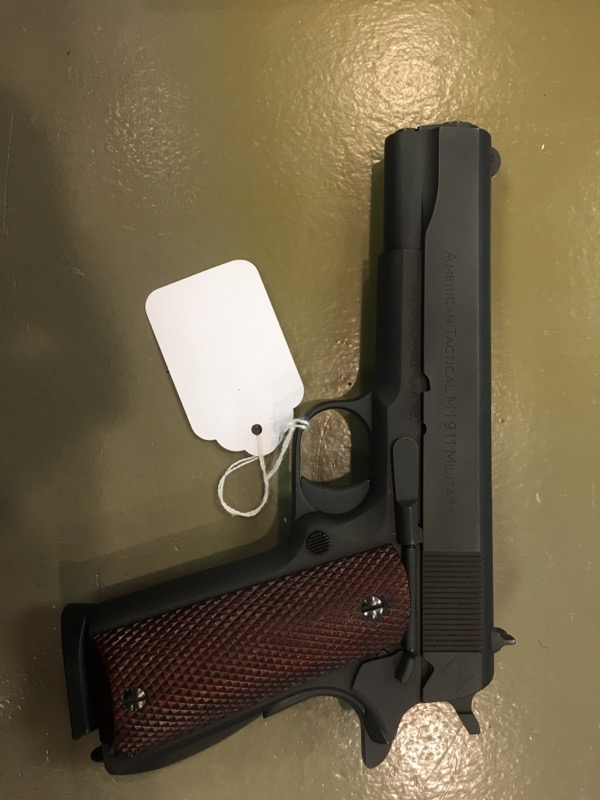 AMERICAN TACTICAL Pistol M1911 MILITARY