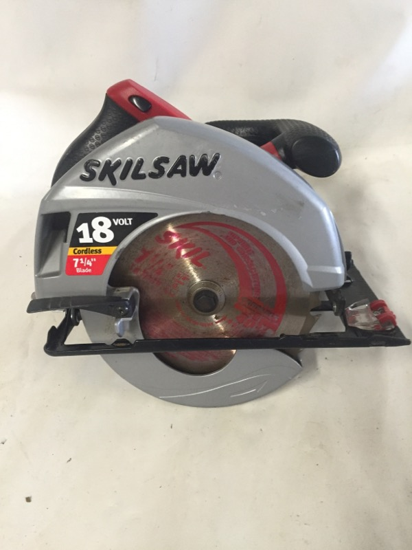 SKIL 18-V CIRCULAR SAW 5850 BARE TOOL ONLY