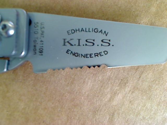 CRKT Pocket Knife K.I.S.S 5510