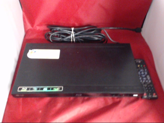 LG dvd & BLUE RAY player BP120