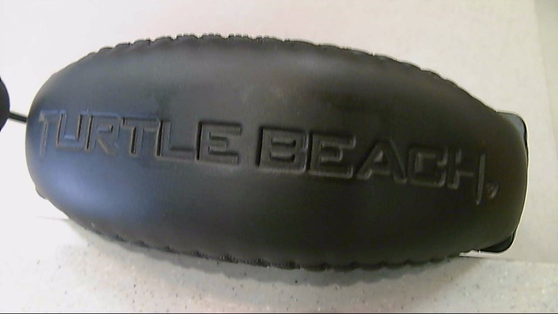 Preowned Turtle Beach Earforce X12 Black and Green