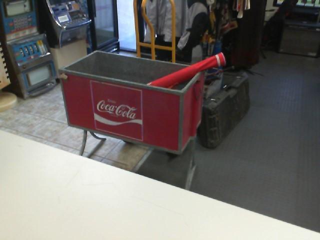 COCA COLA Refrigerator/Freezer COOLER