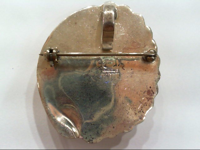 Silver Pendant 925 Silver 20.1g