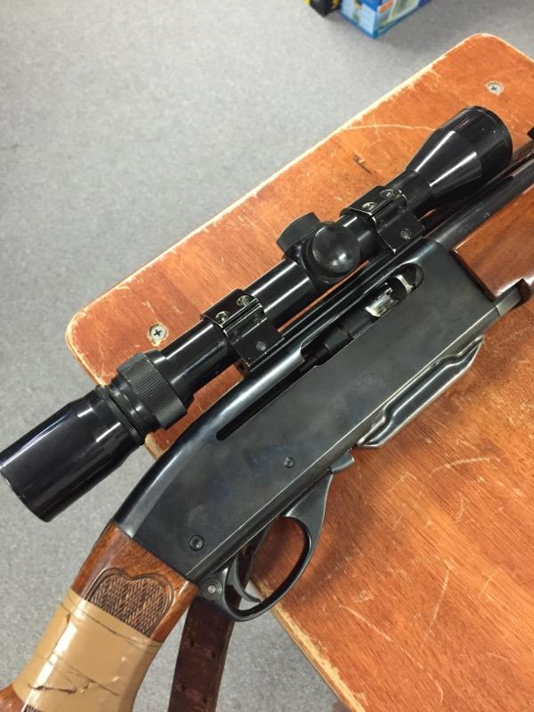 Remington 742 Woodsmaster 30.06
