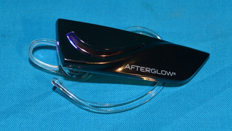 AFTERGLOW 051-019T Bluetooth Earhook Headset PS3/PS4 PCS