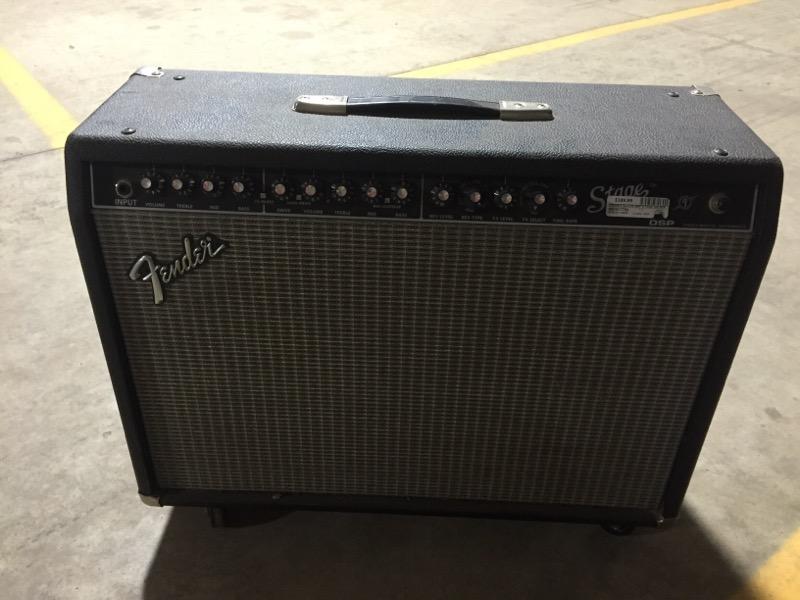 FENDER Electric Guitar Amp STAGE 160 DSP