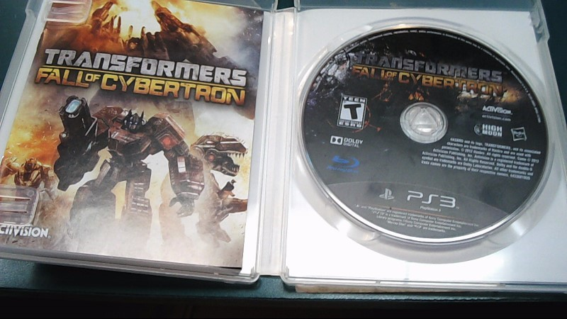 SONY Sony PlayStation 3 Game GAME - PS3 PLATFORM