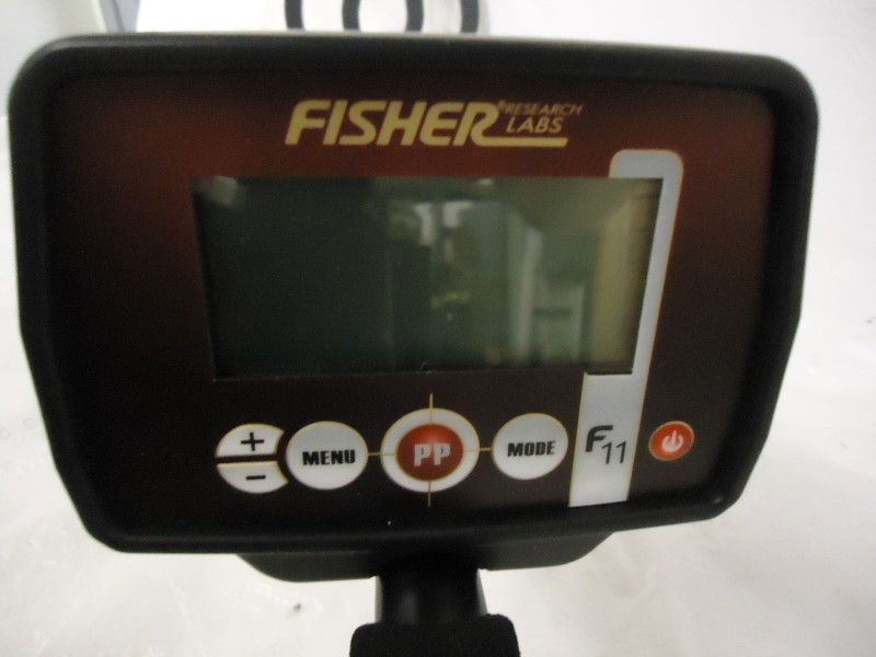 FISHER LABS Metal Detector F11