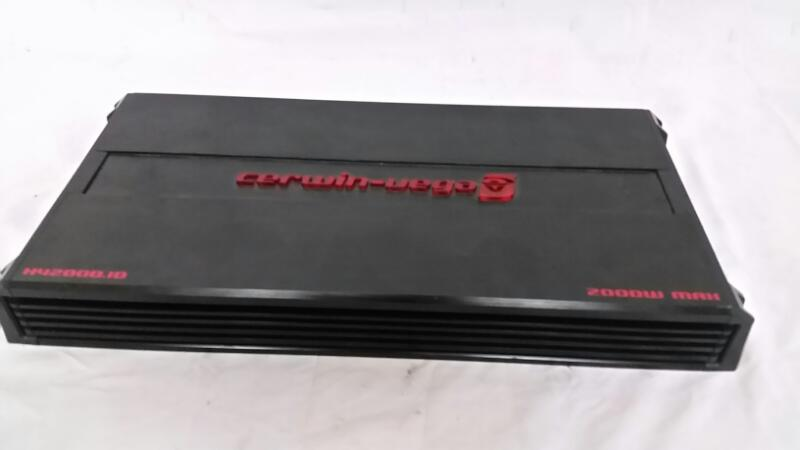 CERWIN VEGA Car Amplifier H42000