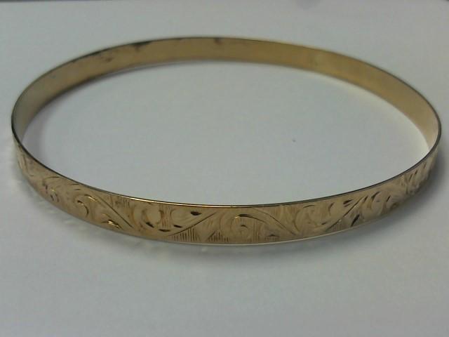 Gold Bracelet 10K Yellow Gold 7.7g