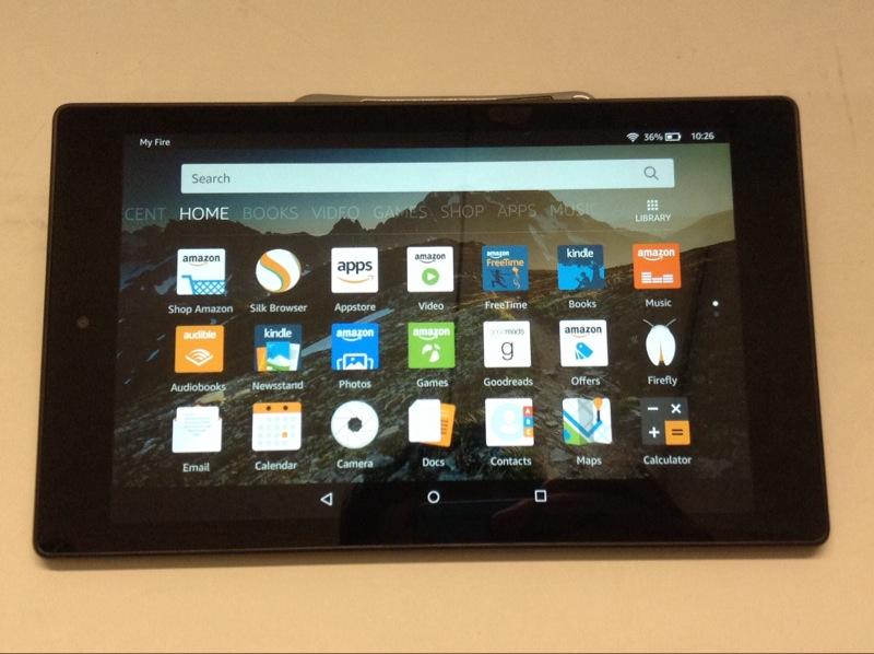 AMAZON Tablet KINDLE SG98EG