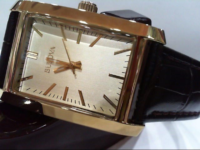BULOVA Gent's Wristwatch C9343083
