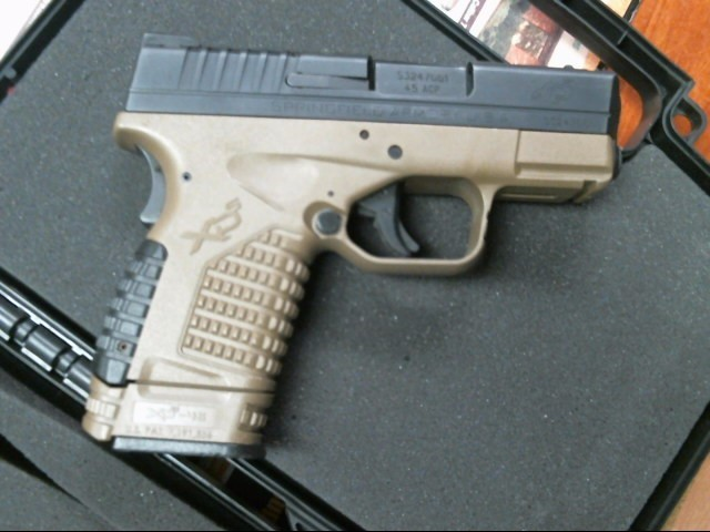 SPRINGFIELD ARMORY Pistol XDS-45