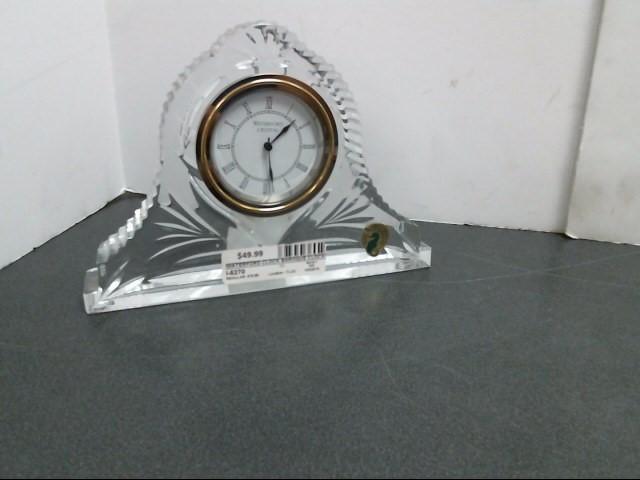WATERFORD Clock BAROQUE CLOCK