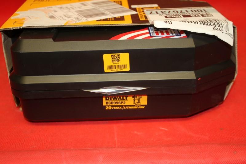 """DeWalt DCD996P2 20V MAX Lithium XR 1/2"""" Brushless 3-Speed Hammer Drill Kit"""