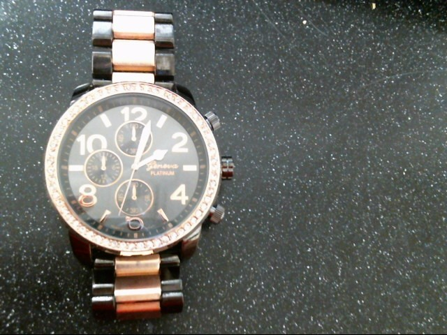 GENEVA Gent's Wristwatch 9387