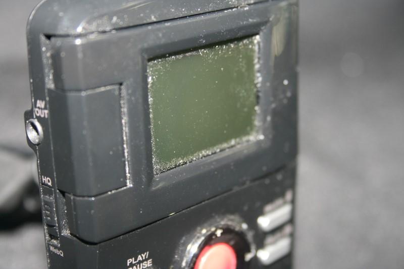 RCA Camcorder EZ105