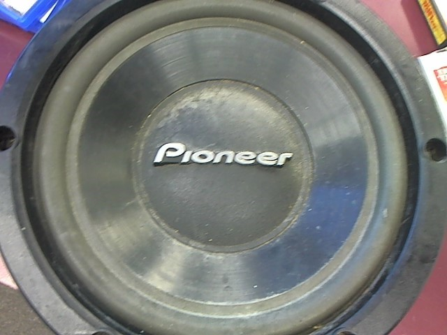 PIONEER ELECTRONICS Car Speakers/Speaker System 10'' SUBWOOFERS