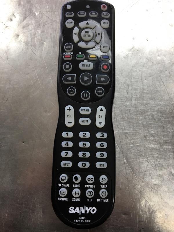 SANYO Flat Panel Television DP42849