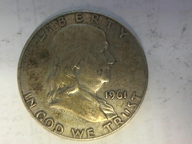 1961 Eisenhower Dime
