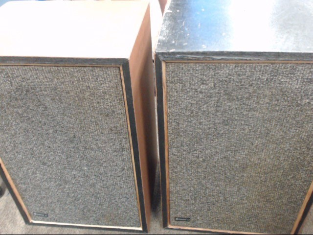 CRITERION Speakers/Subwoofer 4X 99-02370 WUX