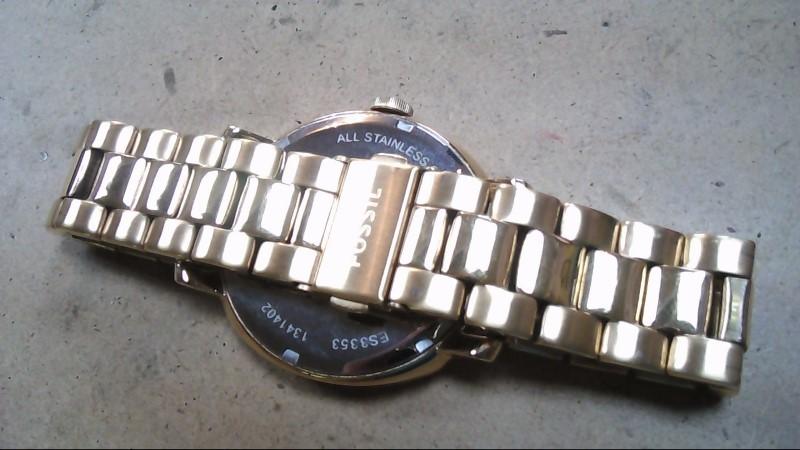 FOSSIL Lady's Wristwatch ES3353