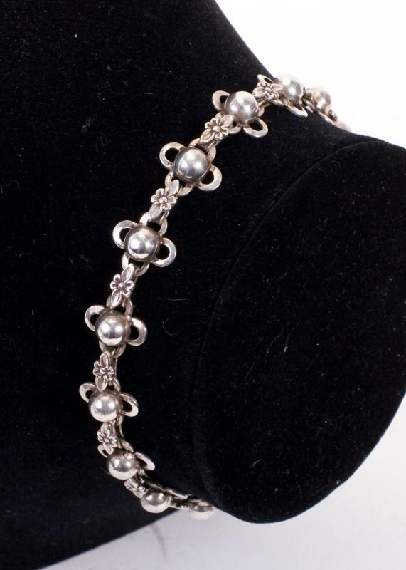 Silver Bracelet 925 Silver 23.4g