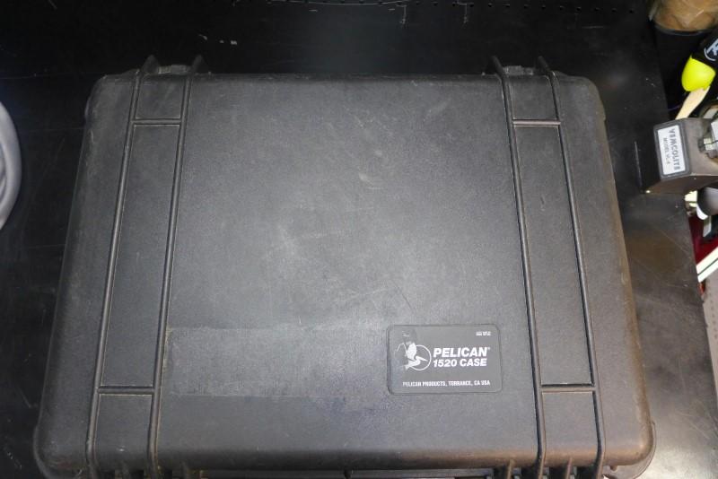 PELICAN Tool Box 1520