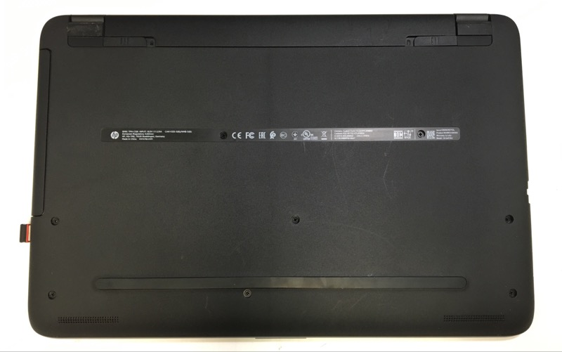 HEWLETT PACKARD NOTEBOOK 15-BA014NR AMD E2-7110 1.8GHZ, 4.00 RAM, 500GB HDD