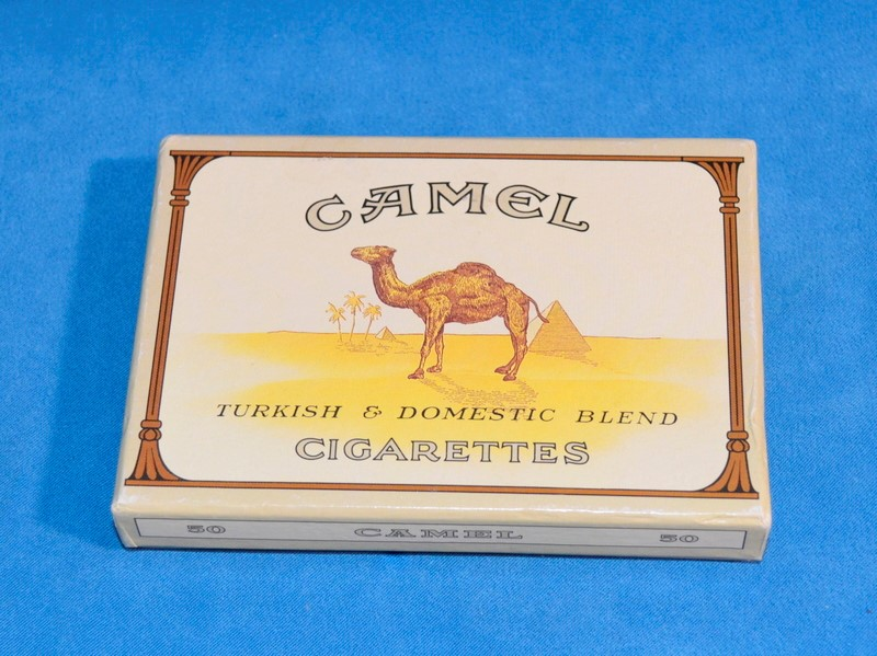 CAMEL CIGARETTS Game DECK OF CARDS