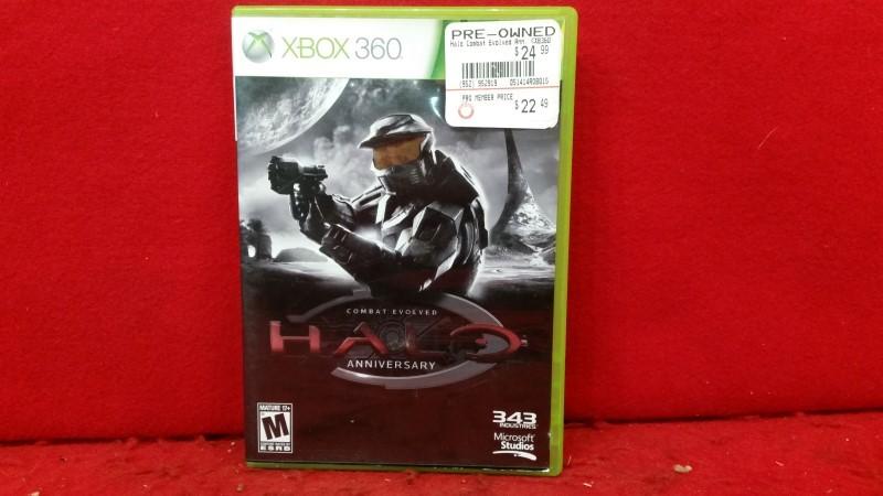 Halo: Combat Evolved -- Anniversary Edition (Microsoft Xbox 360, 2011)