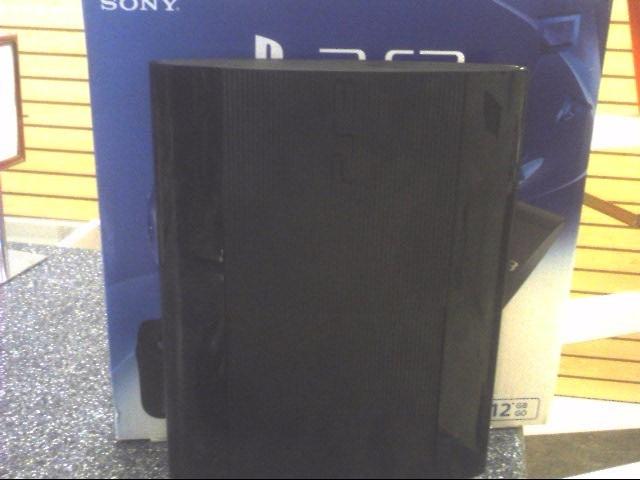 SONY PlayStation 3 PLAYSTATION 3 - SYSTEM - 12GB - CECH-4301A