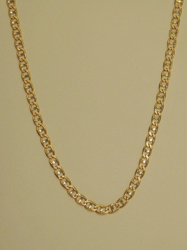 "16"" Gold Chain 14K Yellow Gold 6.8g"