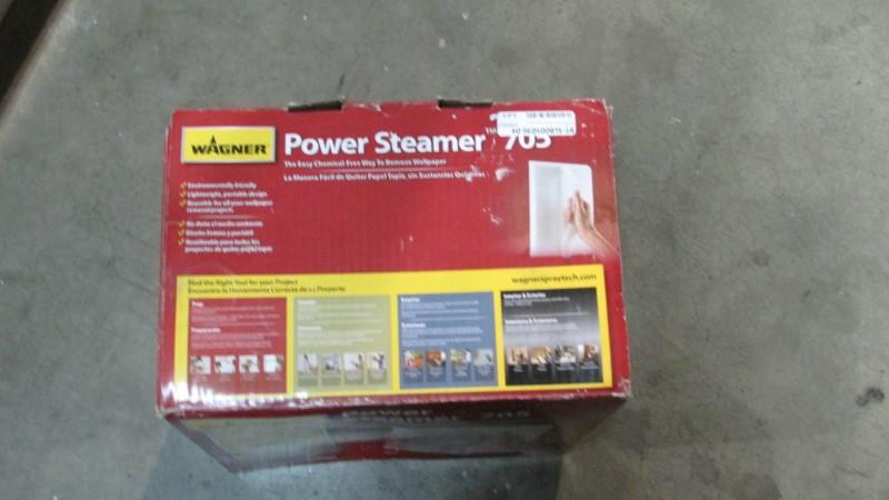WAGNER 705 POWER STEAMER 0282018 (WALLPAPER REMOVER)