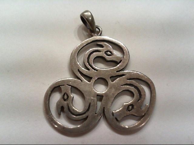Silver Pendant 925 Silver 4.3g
