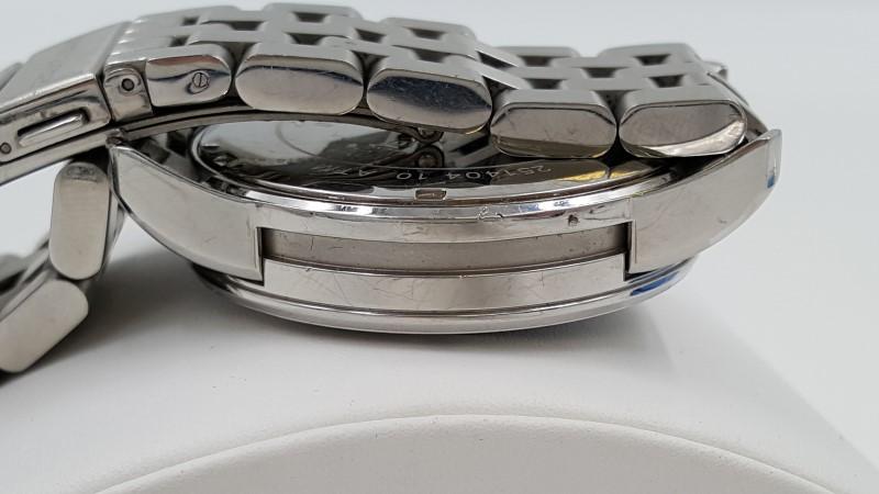 Men's Michael Kors Stainless Steel Blue Dial Quartz Watch MK8348