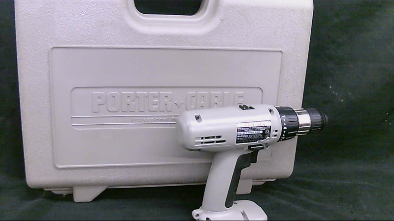 PORTER CABLE Cordless Drill 874