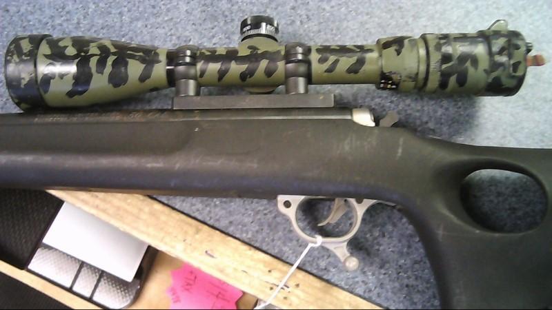 THOMPSON CENTER ARMS Black Powder Gun OMEGA Z5