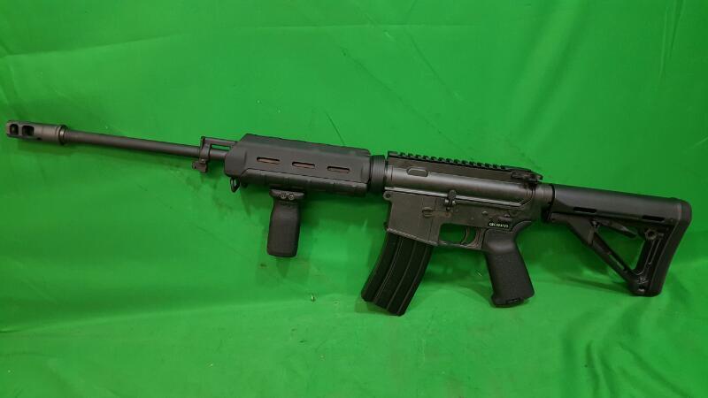 BUSHMASTER FIREARMS Rifle CARBON-15 MOE Furniture Surefire Muzzle Brake