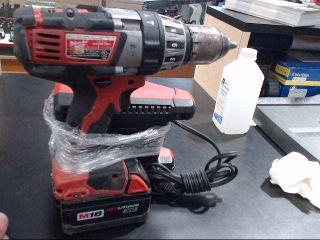 MILWAUKEE Hammer Drill 2602-20