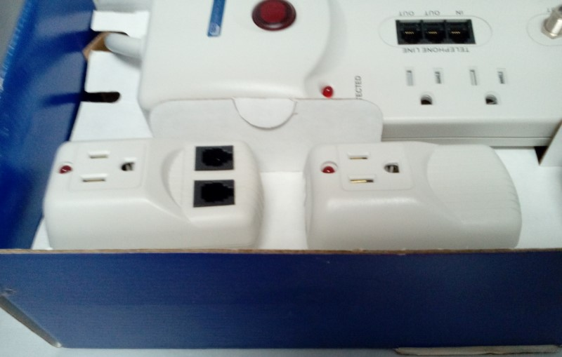 HOMEGUARD SURGE PROTECTOR KIT